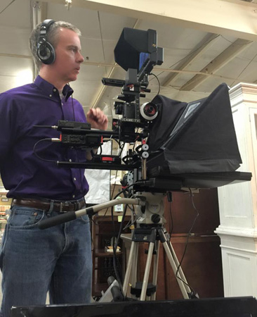 Higher Education Video Production Services
